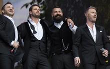 Boyzone tái hợp
