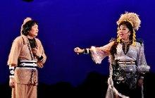 Minh Vương - Lệ Thủy vượt dốc Sân khấu Vàng