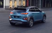 Hyundai nhá hàng SUV cỡ nhỏ Kona 2018