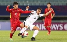 U20 Việt Nam dành sức đấu Honduras