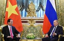 Thúc đẩy hợp tác toàn diện Việt - Nga