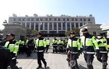 Định đoạt số phận Tổng thống Park Geun-hye