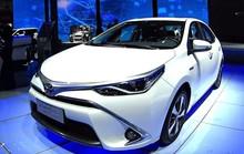 Toyota Altis sắp ra mắt phiên bản mới tại VN