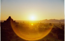 Bagan, thiên đường của mặt trời