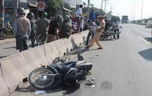 Nam thanh niên tử nạn vì chạy vào làn xe tải!