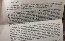 """Apple đang """"xử"""" các cửa hàng xách tay tại Việt Nam?"""
