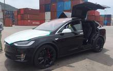 Siêu SUV điện Tesla Model X đầu tiên về Việt Nam