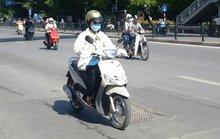 Hà Nội đang chịu trận nắng nóng kỷ lục 45 năm