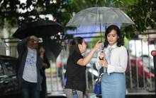 Hồng Ánh  làm nàng thơ của Nguyễn Quang Dũng