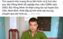 Bác thông tin vu khống Phó công an huyện đánh người