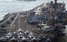 Mỹ điều 3 tàu sân bay tới bán đảo Triều Tiên