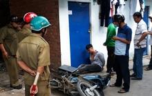 Bắt kẻ trộm trong làng Đại học Thủ Đức