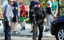 Xả súng vào thành viên đảng Cộng hòa, tay súng bị bắt