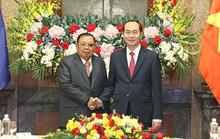 Giữ gìn quan hệ Việt - Lào như con ngươi của mắt mình