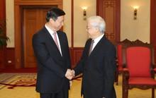 Phát triển hợp tác chiến lược toàn diện với Trung Quốc