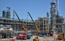 Lọc dầu Dung Quất dừng hoạt động để bảo dưỡng