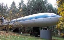 Khám phá ngôi nhà máy bay nằm giữa rừng ở Mỹ