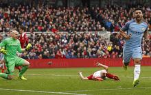 Man City tiến sát Cúp FA
