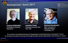 Giải Nobel Hóa học 2017 gây bất ngờ lớn