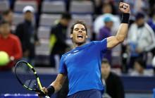 Clip: Federer, Nadal tiến sát chung kết Thượng Hải Masters