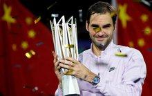 Federer khiến Nadal vỡ mộng vô địch Thượng Hải Masters