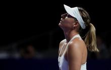Sharapova hụt hẫng vì không tham dự Roland Garros 2019
