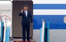 Tổng Bí thư, Chủ tịch Tập Cận Bình bắt đầu thăm chính thức Việt Nam