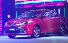 Toyota Vios 2017 có giá từ 390 triệu đồng