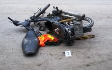 """""""Xe mù"""" lại gây tai nạn tại TP HCM"""