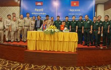 Việt Nam – Campuchia phối hợp phòng chống tội phạm biên giới