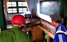 Vụ sập phòng học: Kiểm tra tất cả các trường ở Đà Lạt