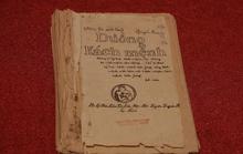 Trưng bày bảo vật quốc gia - cuốn Đường kách mệnh