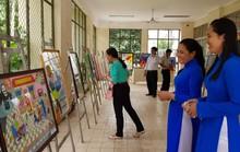 Trao giải hội thi vẽ tranh cổ động an toàn lao động