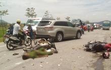 Người mặc sắc phục công an tử vong trong vụ tai nạn