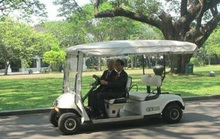 Tổng thống Indonesia trực tiếp lái xe chở Tổng Bí thư