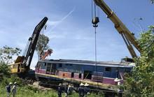 Vụ lật tàu SE3 ở Quảng Bình: Tạm giữ tài xế máy xúc để điều tra