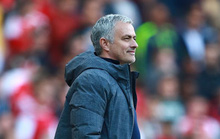 Thua Arsenal, Mourinho vẫn hạnh phúc