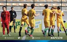 Thua Úc, U16 Việt Nam chờ vé vớt