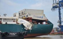 """Hai tàu """"khủng"""" đâm nhau trên sông Đồng Nai, hàng chục người """"hôi của"""""""