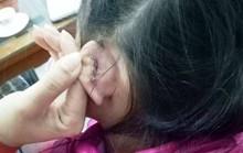 Học sinh bị rách tai khâu 4 mũi, hiệu trưởng nói nghe phong thanh