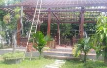 Tháo dỡ biệt thự không phép của quan ở Đồng Nai
