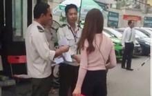 Bảo vệ BV Bạch Mai chặn xe cứu thương vào đón bệnh nhân