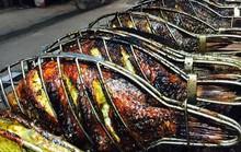 Cá nướng kiểu Tây Bắc: Kiếm 3 triệu/ngày
