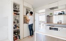 Căn hộ 24 m2 rộng khó tin của cặp vợ chồng trẻ