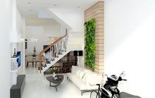 Xây nhà 2,5 tầng ở Sài Gòn với 640 triệu đồng