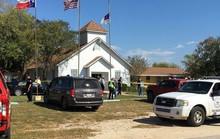 Mỹ: Xả súng ở nhà thờ, 27 người chết