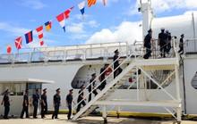 Mỹ bàn giao Tàu tuần duyên loại lớn cho Cảnh sát biển Việt Nam