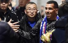 """Tevez gây """"sốt"""" ở Trung Quốc"""