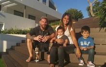 Bị làm ồn, Messi mua luôn nhà hàng xóm