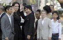 Angelina Jolie bị tố giả giấy tờ nhận nuôi Maddox